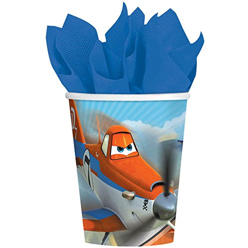 American Greetings Planes Cups (8 Count) - 1