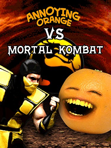 Annoying Orange vs Mortal Kombat