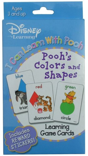 Pooh's Learning Game - Colors/Shapes 1 pc - 1