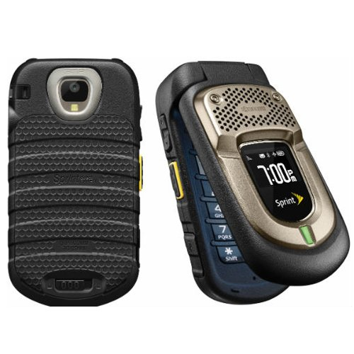 Sprint Kyocera Duraxt Bluetooth Camera Gps Rugged Phone