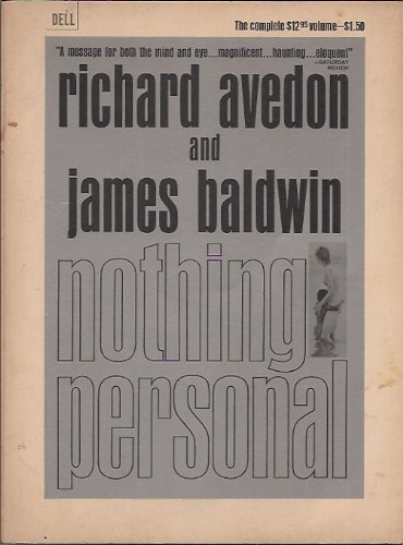 Nothing Personal (Nothing Personal Richard Avedon compare prices)