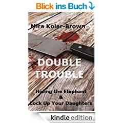 Double Trouble (Two Simon Grant Mysteries)