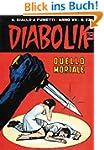 DIABOLIK (124): Duello mortale (Itali...