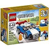 LEGO Creator Blue Racer Set - 31027