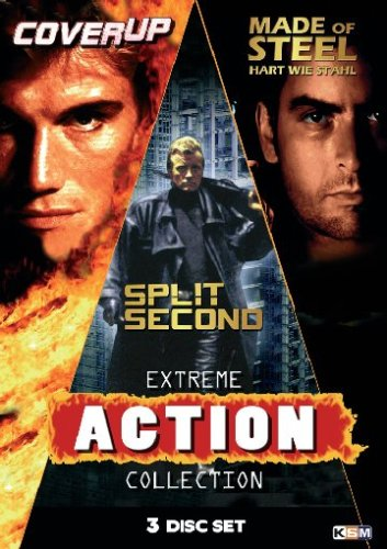 Extreme Action Collection (3 DVDs)