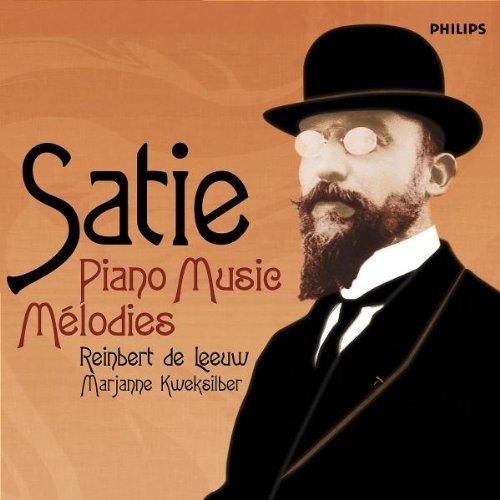 Satie: Piano Music; Mélodies [includes DVD]