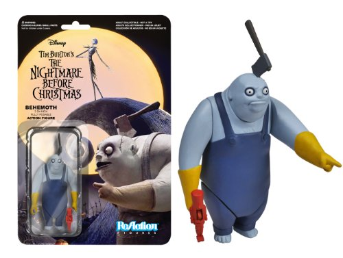 Funko Nightmare Before Christmas Behemoth ReAction Figure