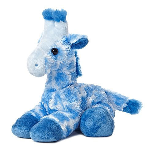 "Blue Gigi Giraffe 8"" by Aurora - 1"
