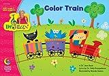 Color Train Lap Book Dr. Jean (5770)