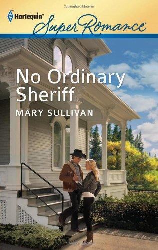 Image for No Ordinary Sheriff (Harlequin Superromance)
