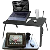 LAPTOP TABLE BLACKby E-STAND