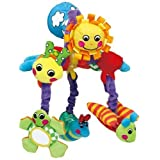 Sassy Caterpillar Mobile With Suction Arm ~ Sassy