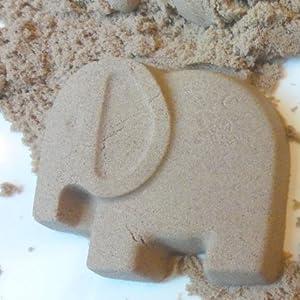 ラングスジャパン (RANGS) 室内用お砂遊び キネティックサンド 1kg
