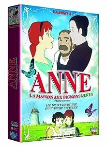 Anne la maison aux pignons verts saison 4 for Anne la maison aux pignons verts livre