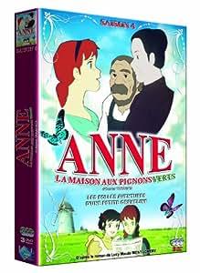 Anne la maison aux pignons verts saison 4 for Anne la maison aux pignons verts