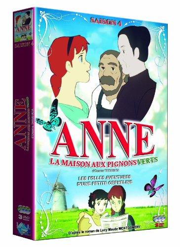 Anne, la maison aux pignons verts - Saison 4