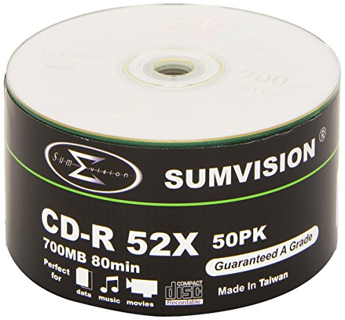 sumvision-blank-cd-optical-media-52x-cd-r-logo-branded-non-printable-surface-cd-disc-700mb-80-minute