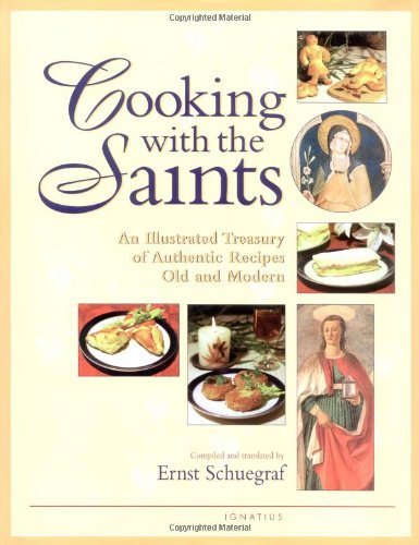 Cooking With the Saints089870801X