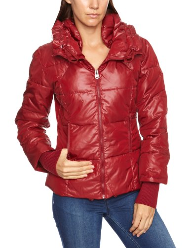 Firetrap Hanno Womens Jacket Berry Medium