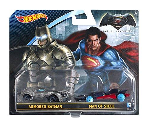 Hot Wheels Batman v Superman: Dawn of Justice Vehicle 2-Pack at Gotham City Store