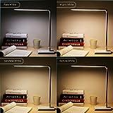 Albrillo-11W-Schreibtischlampe-LED-Tischlampe-dimmbar-Lampenarm-faltbar-4-Lichtfarben