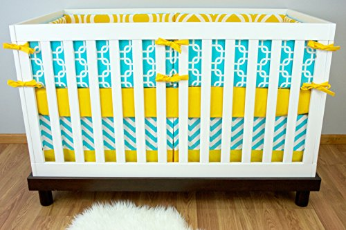 Modified Tot Crib Bedding, My Sunshine