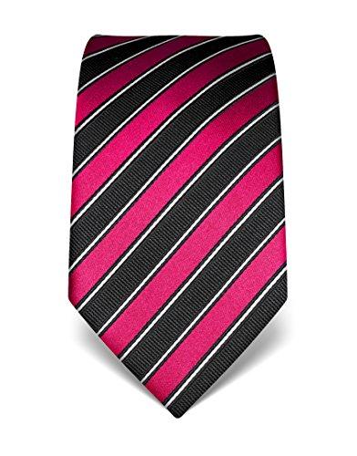 vb-cravatta-uomo-seta-a-righe-molti-colori-disponibili-fuchsia-taglia-unica