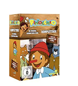 Pinocchio - Komplettbox [9 DVDs]