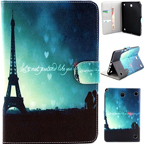 Click to buy Samsung Galaxy Tab A P357 P355 P350 Case,Robot Minions [Tower] PU Leather Tablet PC Accessory Kits Flip Protective Sleeve Cover Case For Samsung Galaxy Tab A 8.0 inch SM-P357 P355 P350 - From only $15.89