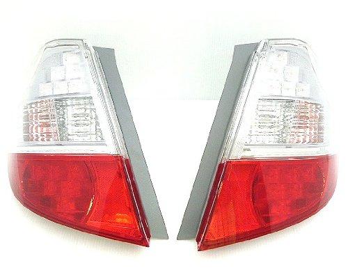 ユニカー(Unicar) B-BLOOD フィットGE系 LEDテールランプ レッド/クリア GT-095