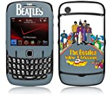MusicSkins, MS-BEAT60044, The Beatles? - Yellow Submarine, BlackBerry Curve (8520/8530), Skin Amazon.com
