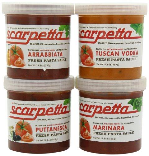 Scarpetta Pasta  Lovers Gift Box, 19.8-Ounce