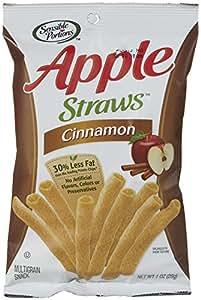 Apple And Cinnamon Baby Food Crisps