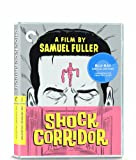 Shock Corridor The Criterion Collection Blu-Ray