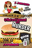 img - for Grilled and Seasoned with Murder (A Josie Rizzo Cozy Mystery) (Volume 1) book / textbook / text book