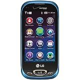 LG Extravert 2, Blue (Verizon Wireless)