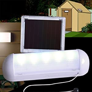 solar shed light high quality lighting
