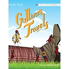 Gulliver's Travels (       UNABRIDGED) by Jonathan Swift Narrated by Rashid Raza