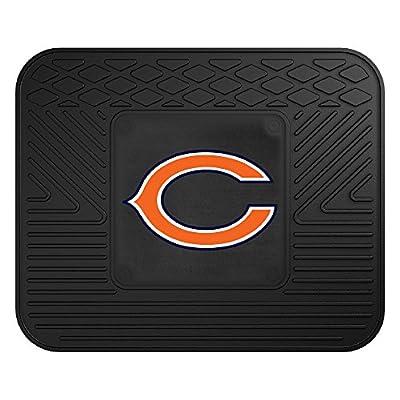 FANMATS NFL Chicago Bears Vinyl Car Mat