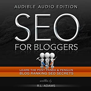 SEO for Bloggers Audiobook