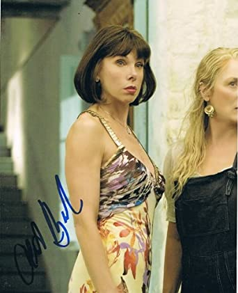 CHRISTINE BARANSKI - Mamma Mia AUTOGRAPH Signed 8x10 Photo at Amazon's