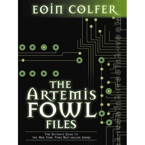 The Artemis Fowl Files 2004 Eoin Colfer Chad Likes Movies