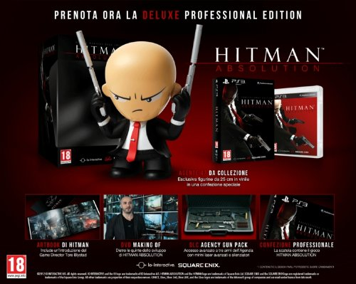 Hitman: Absolution - Deluxe Professional Edition