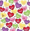 Creative Converting Valentine Candy H…