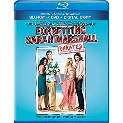 Forgetting Sarah Marshall [Blu-ray/DVD Combo]