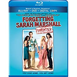 Forgetting Sarah Marshall [Blu-ray/DVD Combo]