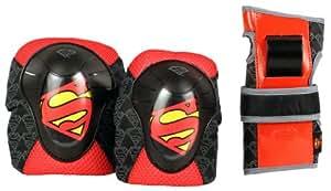 Powerslide Protections pour enfant Superlogo Noir noir xs
