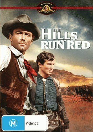 The Hills Run Red Cover