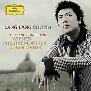 Chopin Piano Concertos Nos 1 2 by Deutsche Grammophon