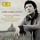 Lang Lang: Chopin Klavierkonzerte (deluxe CD+DVD)